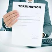 La notification de l'avis de licenciement en Espagne